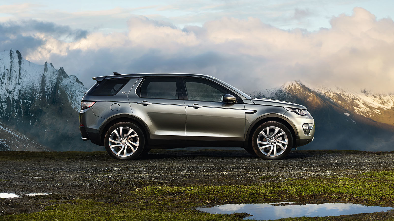 Nowy Discovery Sport