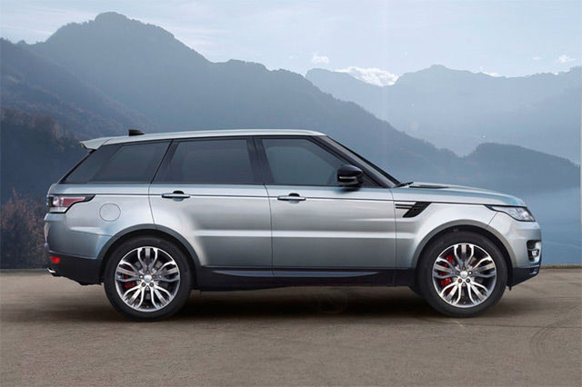 RANGE ROVER SPORT – THE MOST AGILE AND DYNAMIC LAND ROVER