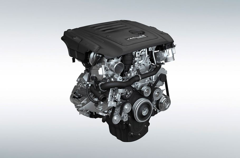 INGENIUM – ALL-NEW DIESEL ENGINE