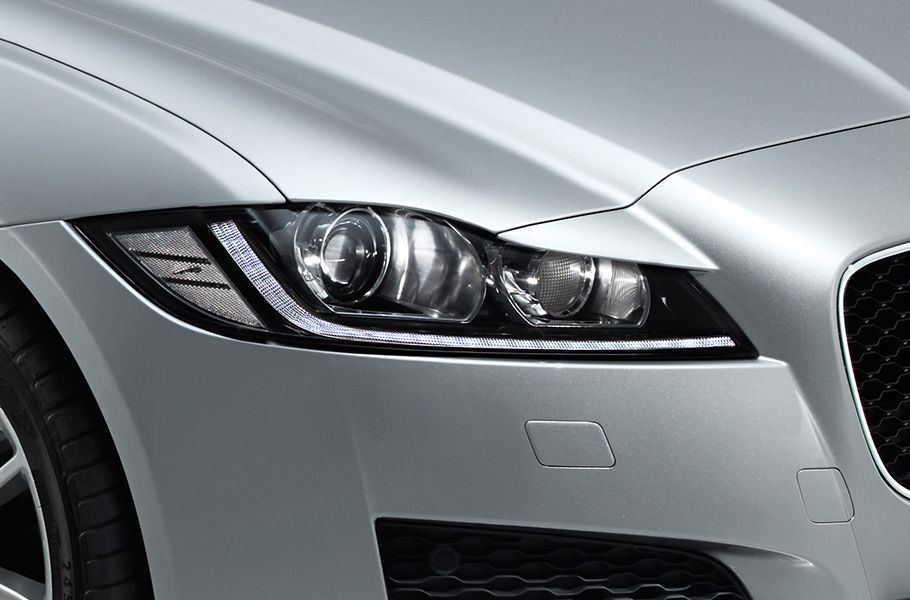 HIGH INTENSITY XENON HEADLIGHTS