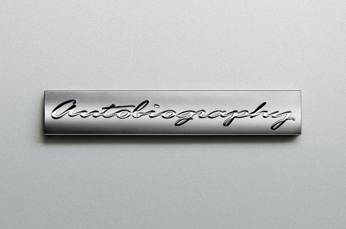 Odróżnienie AUTOBIOGRAPHY