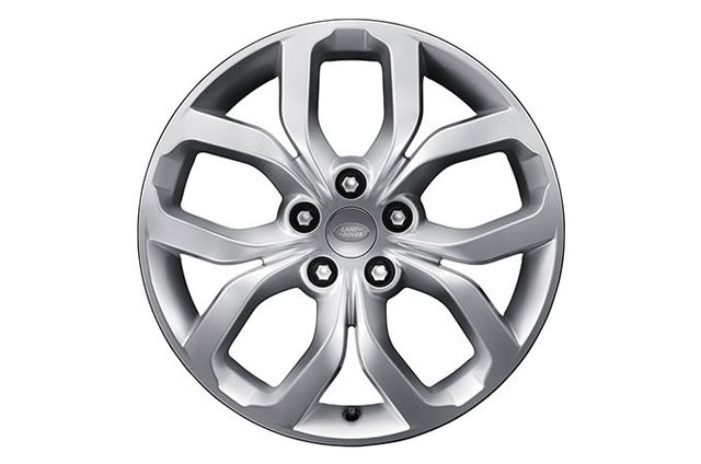 "19"" 5 SPLIT-SPOKE 'STYLE 5021' ALLOY WHEELS"