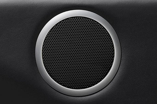 LAND ROVER ENHANCED SOUND SYSTEM