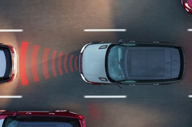 ADAPTIVE CRUISE CONTROL WITH QUEUE ASSIST AND INTELLIGENT EMERGENCY BRAKING