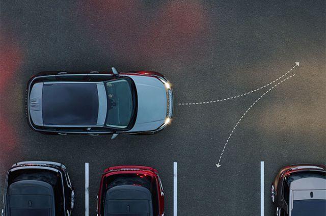Funkcje wspomagające kierowcę