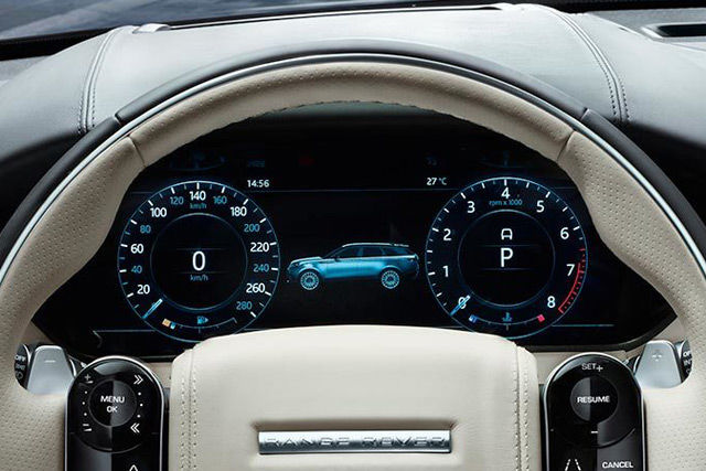 INTERACTIVE DRIVER DISPLAY