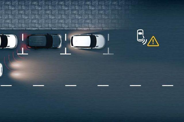 System bezpiecznego opuszczania pojazdu