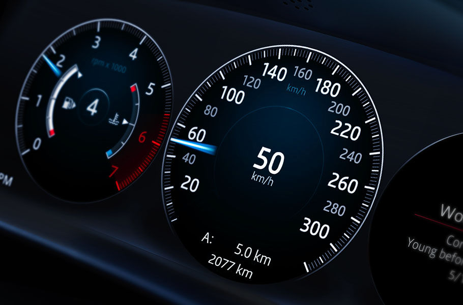 INTERACTIVE DRIVER DISPLAY