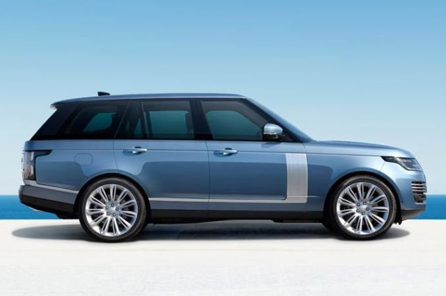 NEW RANGE ROVER - THE ULTIMATE RANGE ROVER