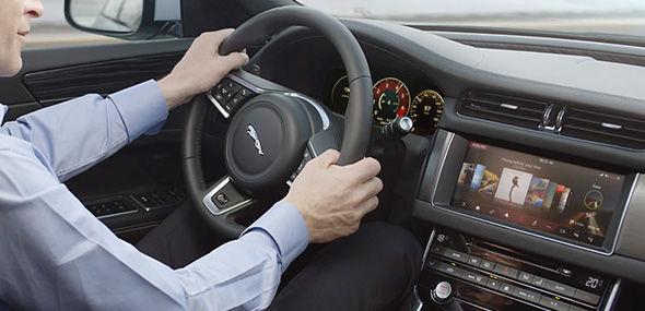 Jaguar Xf Sportbrake Prestige Model Range Jaguar